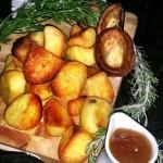 Roast Potatoes With Gravy