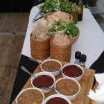 Selection Of Our Chef's Homemade Sauces