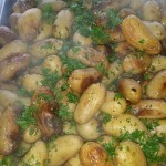 Herb Dressed New Potatoes